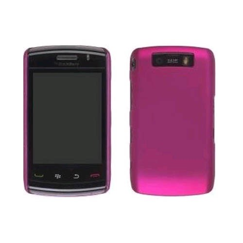 Wireless Solution - Color Click Case for BlackBerry Storm 2/BlackBerry 9520 (Fuchsia) </b></p>