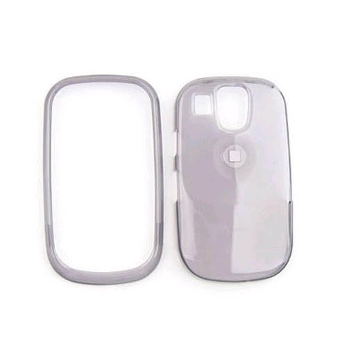 Wireless Solutions Snap-On Case for Samsung Flight SGH-A797 - Smoke