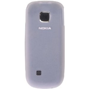 Silicone Gel Case for Nokia 2330 classic, 2320 classic - Clear