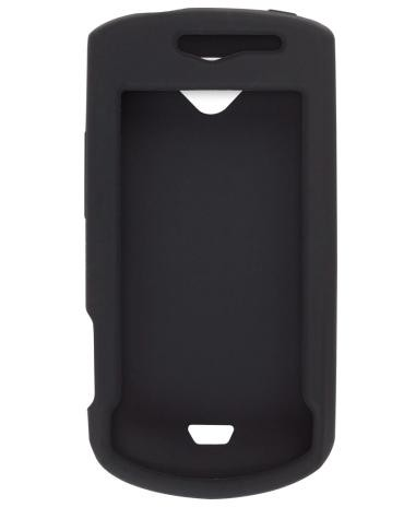 Samsung Silicone Gel Case for Gem SCH-I100 (Black)