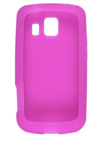 Wireless Solutions Silicone Gel Case for LG Vortex VS660 - Pink