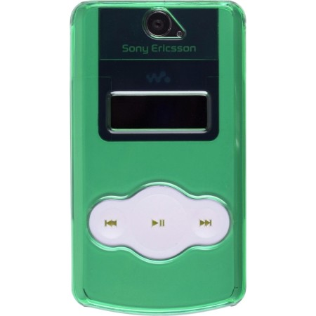 Wireless Solutions Snap-On Case for Sony Ericsson W508 W518a - Green