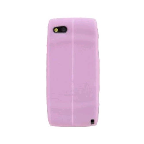 Pink Gel Wrap Silicone Case for Danger Sidekick LX 2009