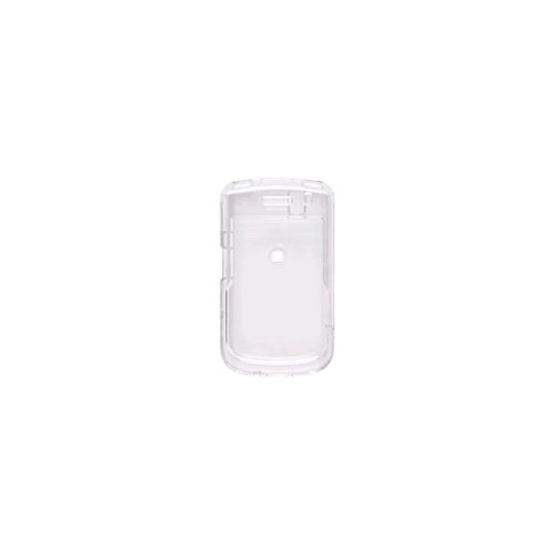 Snap-On Case for BlackBerry Bold 9650, Tour 9630 - Clear