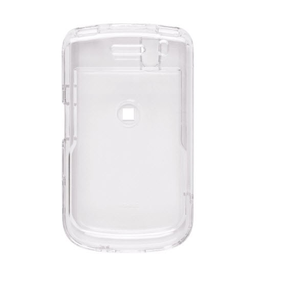 Wireless Solutions -  Snap-On Case for BlackBerry Bold 9650, Tour 9630 - Clear