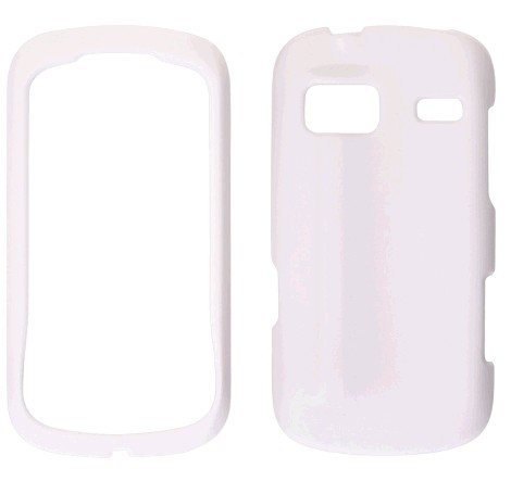 Ventev TEXTster Soft Touch Snap-On Case for LG Rumor Reflex LN272