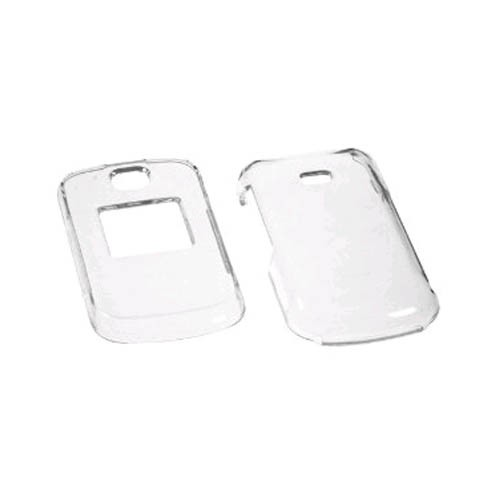Wireless Solutions Snap-On Cover for Cricket TXTM8 - Clear