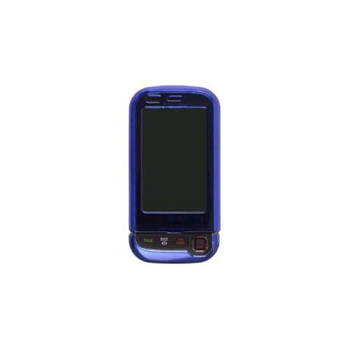 Wireless Solutions Snap-On Case for LG AX840 Tritan and UX840 Tritan (Blue)