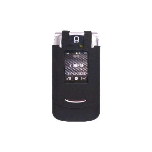 Wireless Solutions Premium Gel Case for Motorola VE20 Vegas - Black