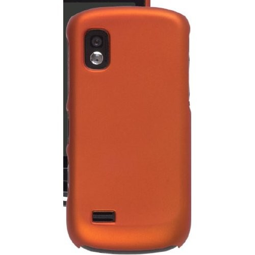 Wireless Solutions Color Click Case for Samsung Solstice SGH-A887 - Orange