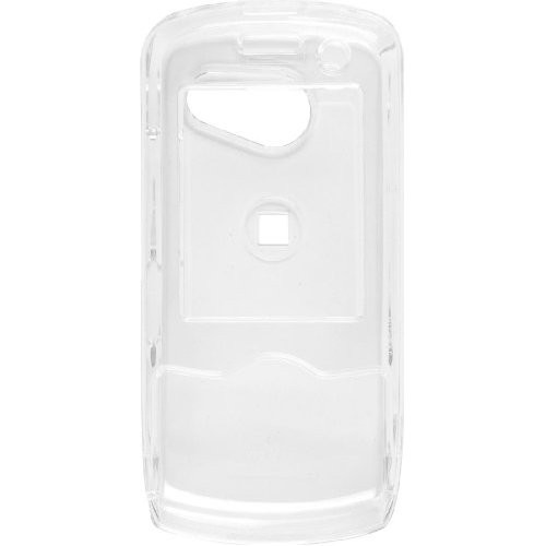Wireless Solutions Snap-On Case for LG LX-370/UX-370/MT-375/Lyric/Force - Clear