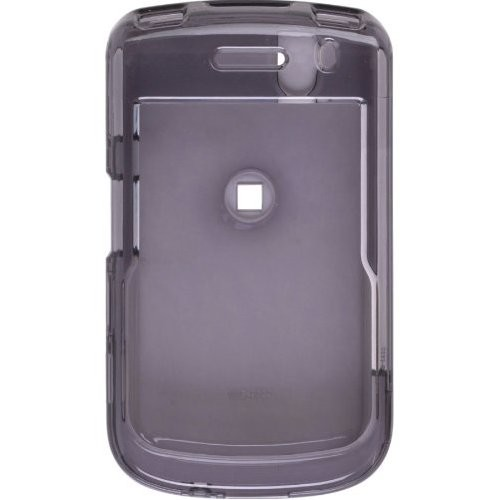 Wireless Solutions Snap-On Case for BlackBerry Bold 9650/Tour 9630 (Smoke)