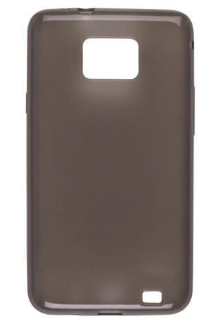 Wireless Solutions Dura-Gel Case for Samsung Galaxy S II SGH-i777 - Smoke