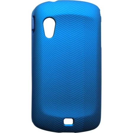 WIRELESS SOLUTIONS Soft Touch Snap-OnCase.  Electric Blue .
