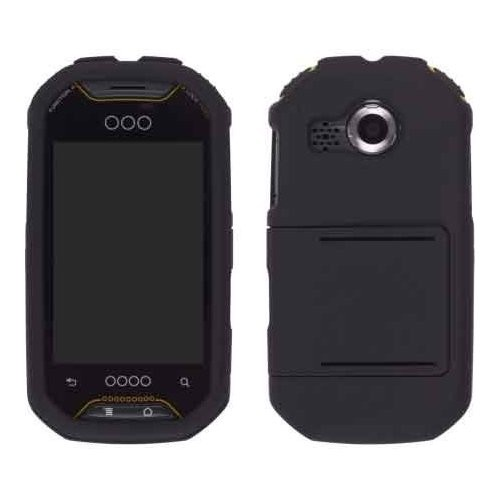 Wireless Solutions Slide Snap Case for Pantech Crossover P8000 - Black
