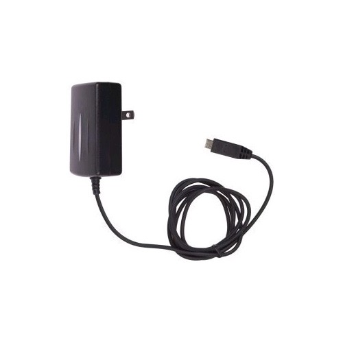 Metro PCS Micro USB Travel Charger with flip prongs. Universal (Retail packaged)