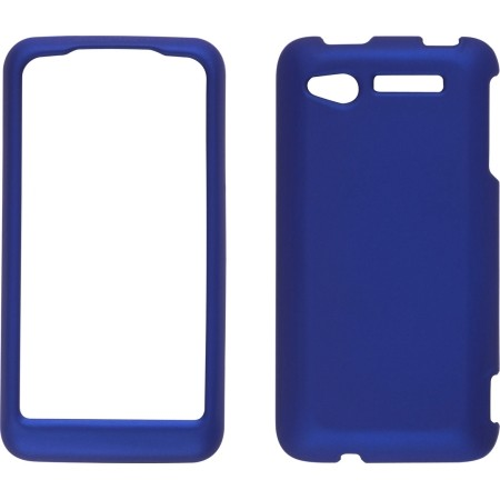 Cobalt Blue Soft Touch Snap-On Case for HTC Merge