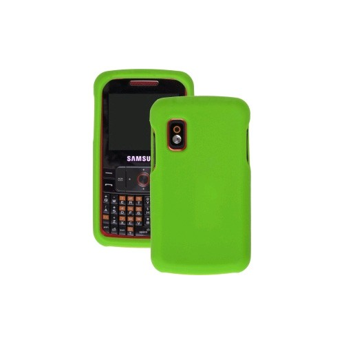 Wireless Solution Silicone Gel for Samsung SGH-A257, SGH-A177 (Green)