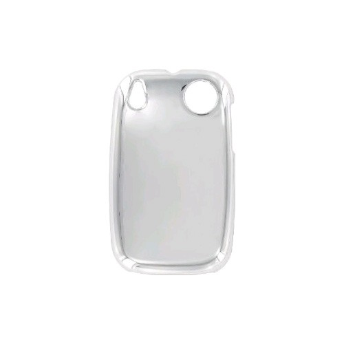 Chromium Click Case for Palm Pre Plus, Palm Pre - Chrome Silver