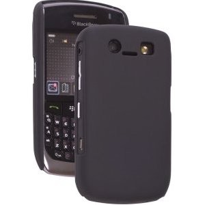 Wireless Solutions Color Click Case for BlackBerry 8900 - Black