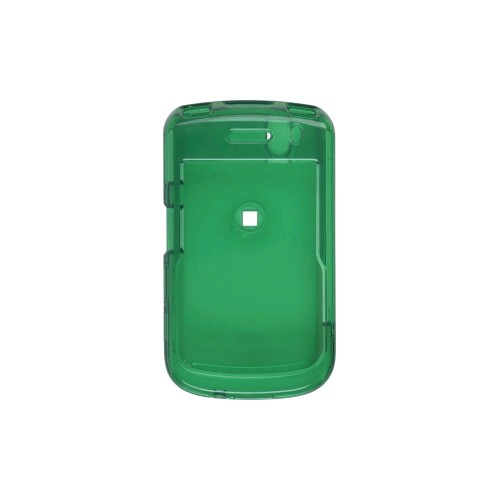 Snap-On Case for BlackBerry Bold 9650, Tour 9630 - Dark Green