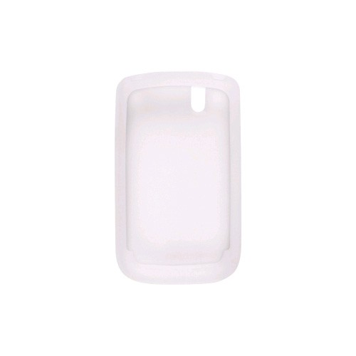 Silicone Gel Case for BlackBerry 9650 Tour, 9630 Bold - Clear