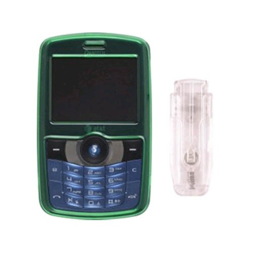 Wireless Solutions Snap-On Case for Pantech C790 (Green)