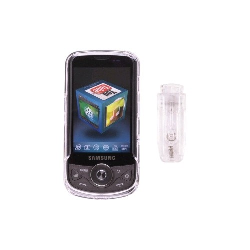Snap-On Case for Samsung SGH-T939 Behold II - Clear