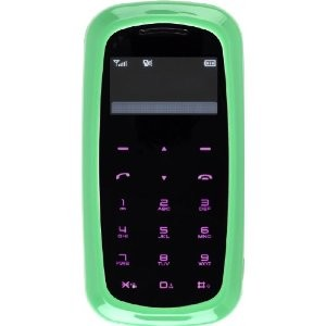 Wireless Solutions Snap-On Case for Pantech Impact P7000 (Green)