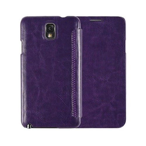 Xentris Flip Cover for Samsung Galaxy Note 3 - Purple