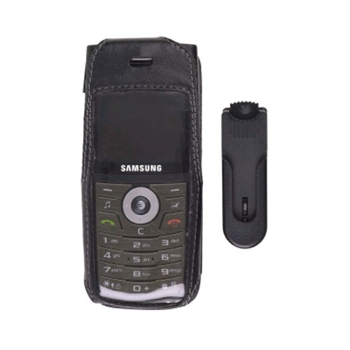 Wireless Solutions Premium Leather Case for Samsung SGH-A727