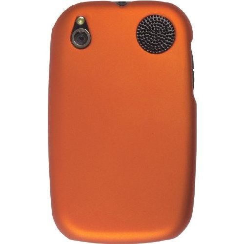 Wireless Solutions Click Case for Palm Pre, Pre Plus (Orange)