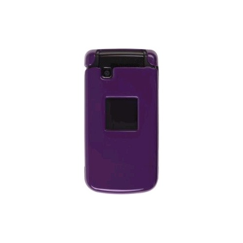 Wireless Solution Snap On Case for Samsung R460 MyShot II - Purple