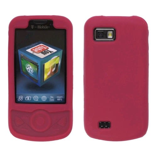 Silicone Gel Skin Case (Watermelon) for Samsung T939 Behold II