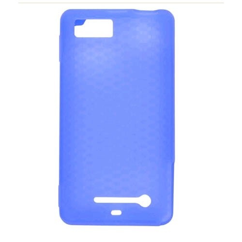 Wireless Solutions Textured Silicone Gel Case - Ocean Blue