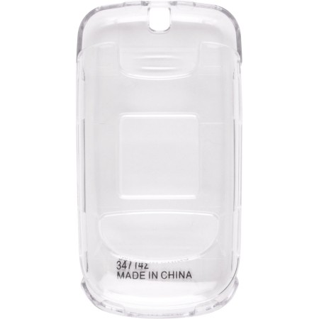 Clear Snap-On Case for LG VX8370 Clout
