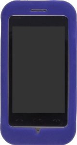 Wireless Solutions Silicone Gel Case for LG GT950 - Coabalt Blue