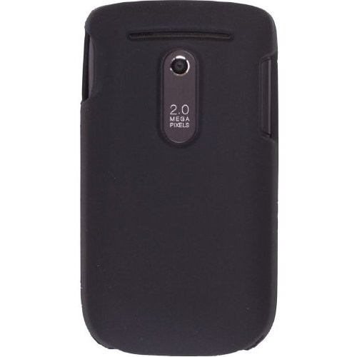 Wireless Solutions Silicone Gel Case for T-Mobile Dash 3G - Black
