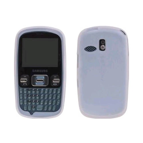 Wireless Solutions Silicone Gel case for Samsung SCH-R350 Pinger - Clear