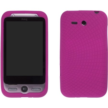 Watermelon Radiant Silicone Gel Skin Case for HTC Freestyle
