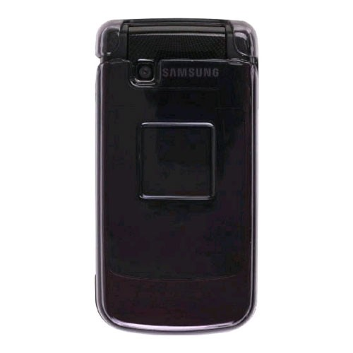Wireless Solutions Snap-On Case for Samsung MyShot II SCH-R460 - Smoke