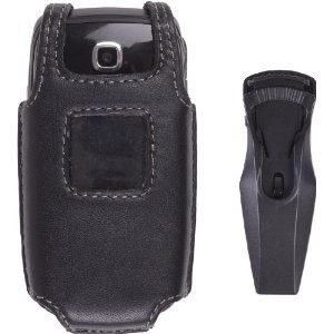 Samsung SCH-R430 MyShot Fitted Leather Case