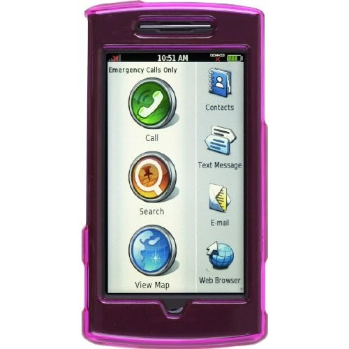 Wireless Solutions Snap-On Case for Garmin Montana G60 (Hot Pink)
