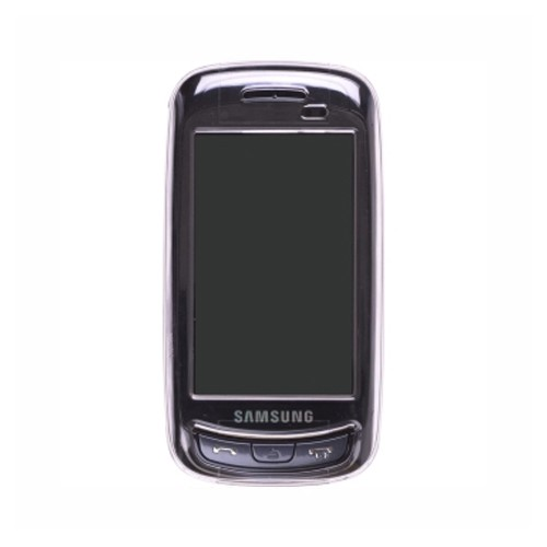 Snap-On Case for Samsung Impression SGH-A877 - Clear
