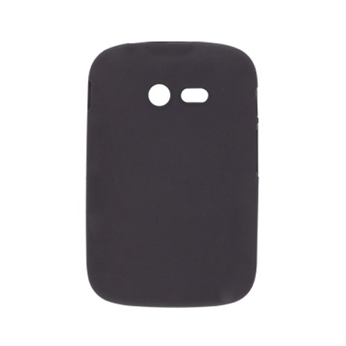 Wireless Solutions Silicone Gel Case for Kyocera Loft, Torino S2300 - Black