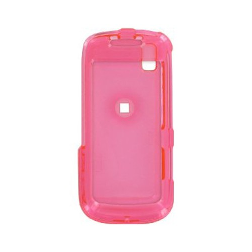 Wireless Solution Snap-On Case for Samsung Instinct S30 M810 - Pink