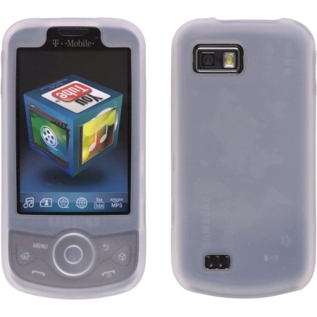 Silicone Gel Skin Case (Clear) for Samsung T939 Behold II