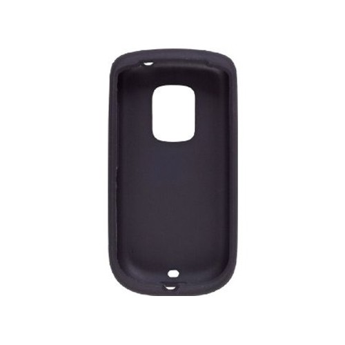 Silicone Gel Case for PCD ADR6200, HTC Hero (CDMA) - Black