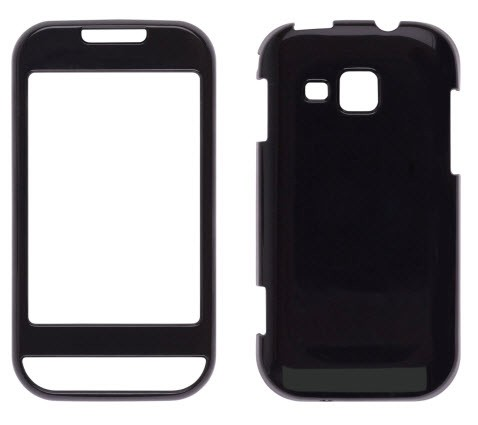 Wireless Solutions Snap-On Case for Samsung Indulge SCH-R915 - Black