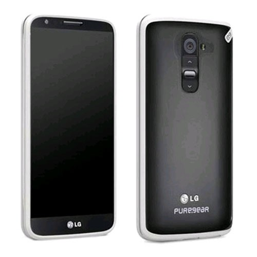 Puregear Slim Shell Case for Lg G2 (Coconut Jelly)